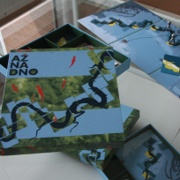 Board game 'Až na dno'